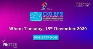 CXO BFSI Multicloud Summit 2020 by CXOTV