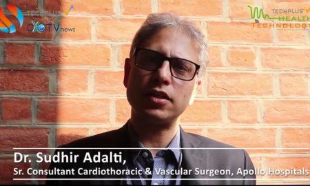 Dr. Sudhir Adalti, M.S.,M.Ch. (CTVS), Sr. Consultant Cardiothoracic & Vascular Surgeon, Apollo Hospitals talks on the minimally invasive cardiac surgery